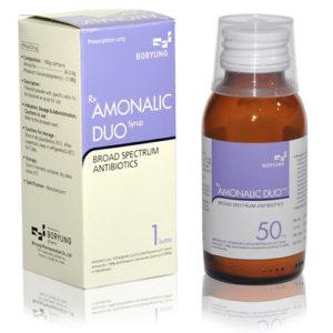 Thuốc amonalic là loại thuốc gì? có tác dụng gì? giá bao lăm tiền?