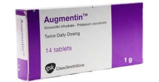 Thuốc augmentin là loại thuốc gì? có tác dụng gì? giá bao lăm tiền?