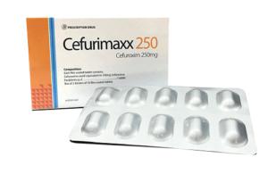 Thuốc Cefurimaxx 250 là loại thuốc gì? có tác dụng gì? giá bao lăm tiền?