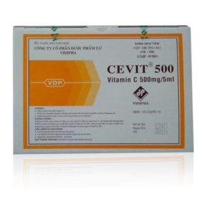 Thuốc cevit là loại thuốc gì? có tác dụng gì? giá bao lăm tiền?