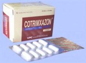 Thuốc cotrimxazon là loại thuốc gì? có tác dụng gì? giá bao lăm tiền?