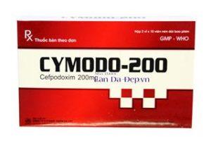 Thuốc cymodo 200 là loại thuốc gì? có tác dụng gì? giá bao lăm tiền?