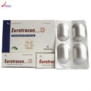 Thuốc eurotracon là loại thuốc gì? chữa trị bệnh gì? giá bao nhiêu tiền?