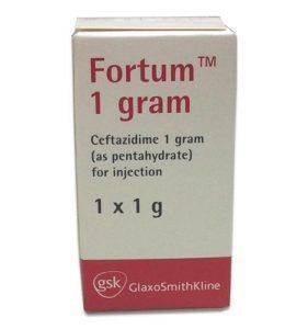 Thuốc fortum là loại thuốc gì? có tác dụng gì? giá bao lăm tiền?