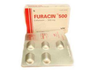 Thuốc furacin 500 là loại thuốc gì? có tác dụng gì? giá bao lăm tiền?