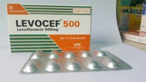 Thuốc levocef 500 là loại thuốc gì? có tác dụng gì? giá bao lăm tiền?