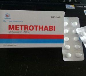Thuốc Metrothabi là loại thuốc gì? có tác dụng gì? giá bao lăm tiền?