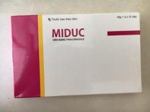 Thuốc miduc là loại thuốc gì? có tác dụng gì? giá bao lăm tiền?