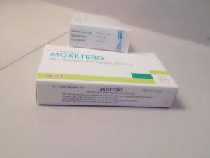 Thuốc Moxetero là loại thuốc gì? có tác dụng gì? giá bao lăm tiền?