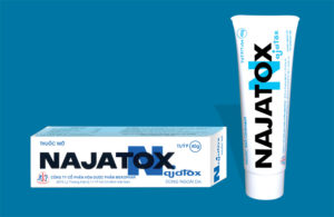 Thuốc najatox là loại thuốc gì? có tác dụng gì? giá bao nhiêu tiền?