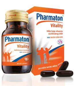 Thuốc pharmaton vitality là loại thuốc gì? có tác dụng gì? giá bao nhiêu tiền?