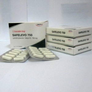 Thuốc Safelevo 750 là loại thuốc gì? có tác dụng gì? giá bao nhiêu tiền?