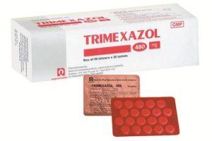 Thuốc trimexazol là loại thuốc gì? có tác dụng gì? giá bao lăm tiền?